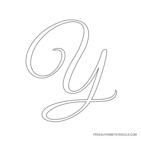 printable large script letters large printable cursive letters docoments ojazlink