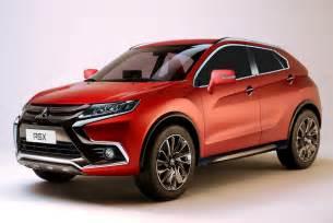 Asx Mitsubishi What The 2018 Mitsubishi Asx Could Look Like