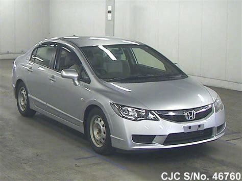 Honda Civic Hybrid For Sale by 2009 Honda Civic Hybrid Silver For Sale Stock No 46760