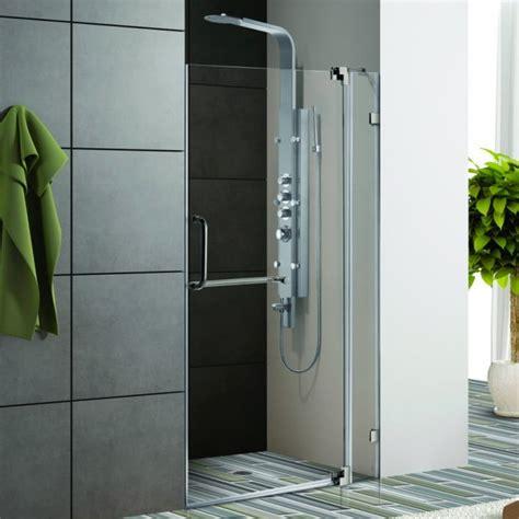 Modern Bathroom Glass 17 Streamlined Modern Glass Shower Designs