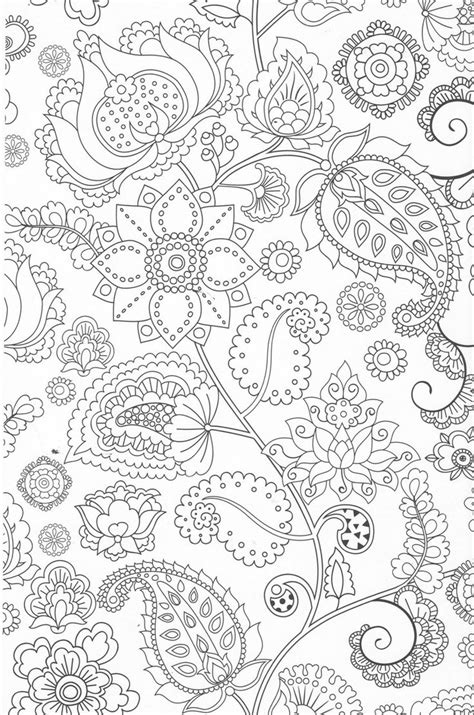 anti stress therapy coloring book coloriage extrait du livre quot 100 coloriages anti stress