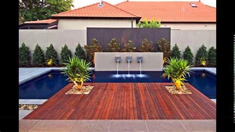 decoracion de piscinas y jardines piscinas patios y jardines youtube
