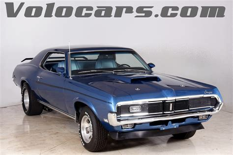 how to fix cars 1969 mercury cougar parking system 1969 mercury cougar volo auto museum
