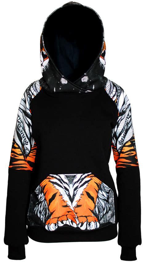 legend clothing tiger hoodie bluza m苹ska legend clothing brand