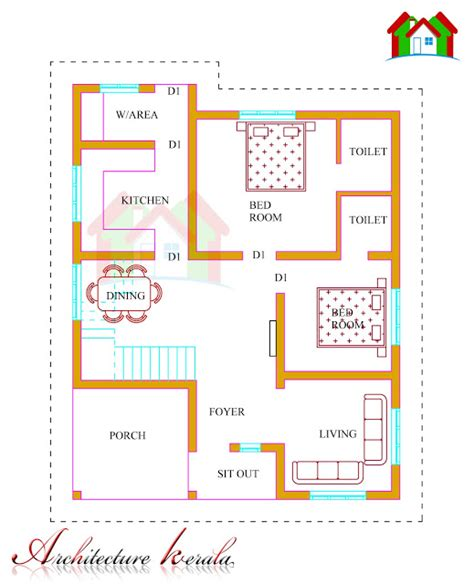 kerala home design 1500 sq feet 1500 square feet kerala house plan architecture kerala