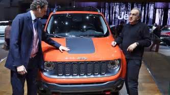 Fiat Chrysler Ceo Fiat Chrysler Ceo Says Jeep Ram Are Strong Enough Brands