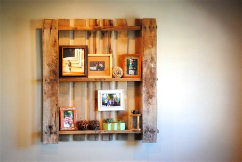 shelves out of pallets diy storage ideas that use recycled shipping pallets