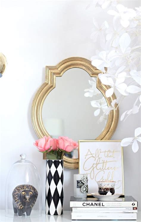 opulencia sinonimo decor inspiration a gold touch en 2019 ideas para el