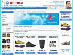 themes toko online wordpress gratis toko online theme id com