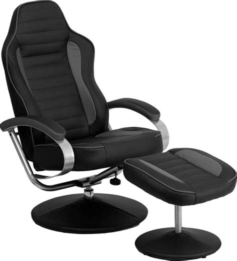 Cool Recliner Chairs Racing Seat Recliner Racecar Room Lounge Chair
