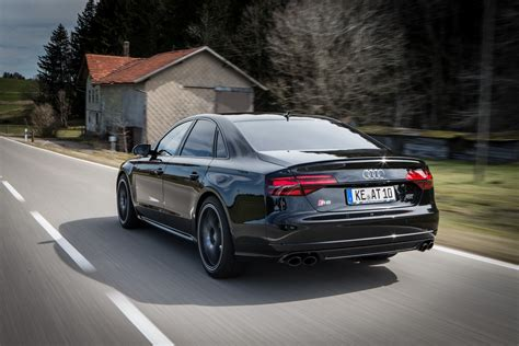 S8 Audi by Abt Turns The Audi S8 Plus Into A 705ps Cruise Missile