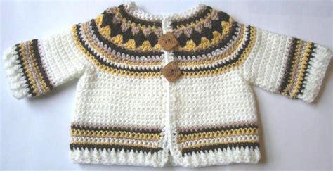 pattern cardigan baby crochet baby crocheted pattern sweater free patterns