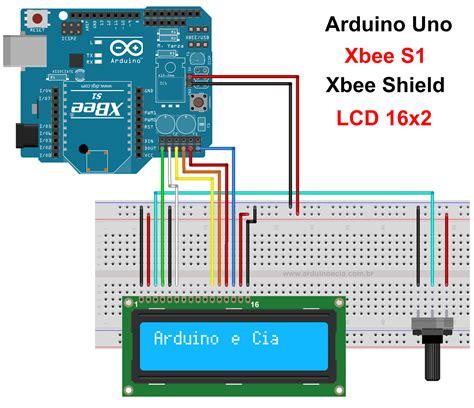 tutorial arduino xbee tutorial comunica 231 227 o arduino usando xbee 802 15 4 serie 1