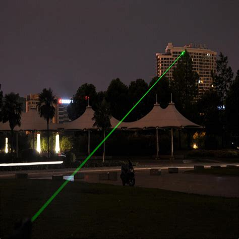 green light laser pointer 1000mw handheld separate high power green light