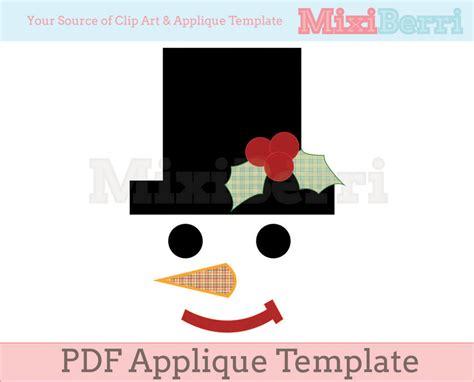 snowman top hat template new calendar template site
