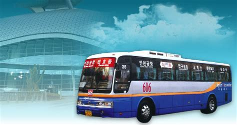 by bus from incheon airport south korea korea4expats incheon airport s limousine bus service rates will go up
