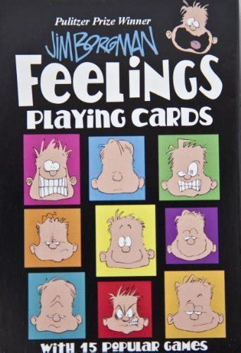 a therapeutic treasure deck of feelings and sentence completion cards therapeutic treasures collection books feeling flashcards by jim borgman pulitzer prize