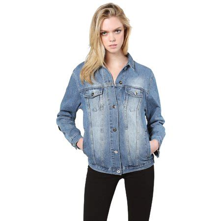Lace Up Sleeve Denim Jacket fashionoutfit fashionoutfit s trendy eyelet lace
