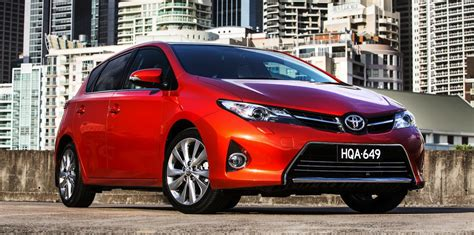 Toyota Corolla Safety Rating Toyota Corolla Review Specification Price Caradvice