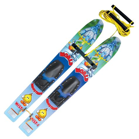 boat towables canada world industries kids trainer skis water towables boat