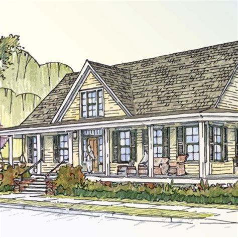 southern living house plans 2012 2012 historic farmhouse renovation senoia georgia