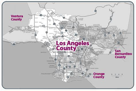 map of los angeles county los angeles county parcel maps indiana map
