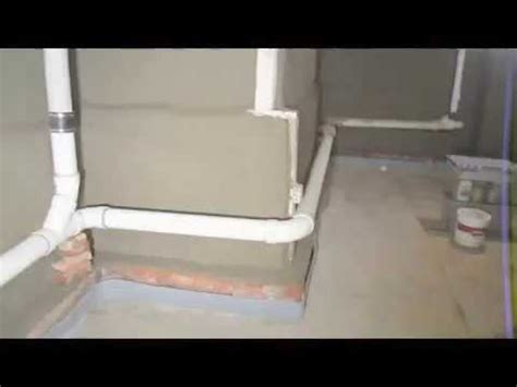 Parging A Basement Wall by Basement Wall Parging Finished Basement Walls Cemented
