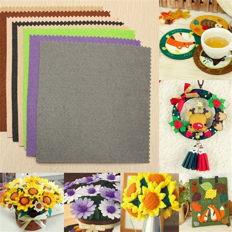 Handmade Fabric Crafts - 41pcs fabric crafts diy handmade gifts for friends at