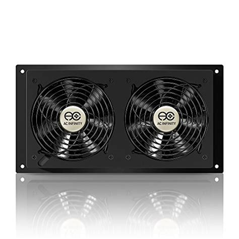Ac Cabinet Cooling Fan by Ac Infinity Airplate T7 Cooling Fan System With