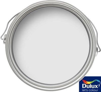 chalk white paint dulux dulux white durable paint homebase co uk