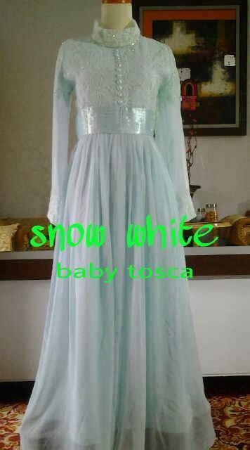 Snow White Baju Wanita Bagus Murah busana muslim modern terbaru murah berkualitas di semarang