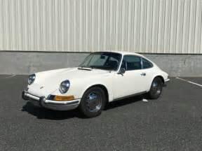 1969 Porsche 912 For Sale 1969 Porsche 912 Coupe White With Black Interior For Sale