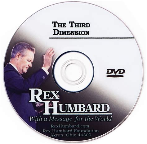 unlocking the 3rd dimension books the rex humbard foundation sermon the third dimension