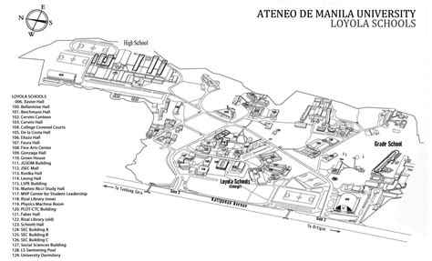 Mba Ateneo Requirements by Cus Map Ateneo Global