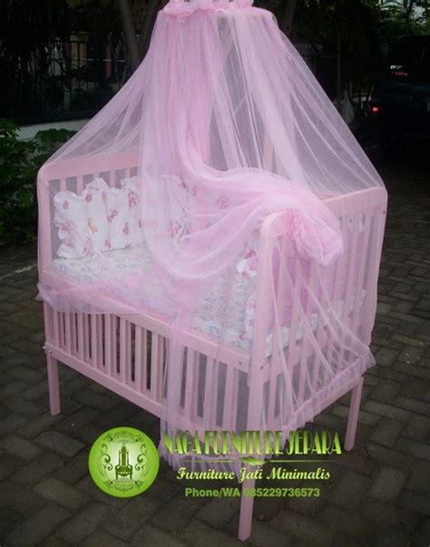Tempat Tidur Bayi Paling Murah jual box bayi tempat tidur kayu jati harga paling murah