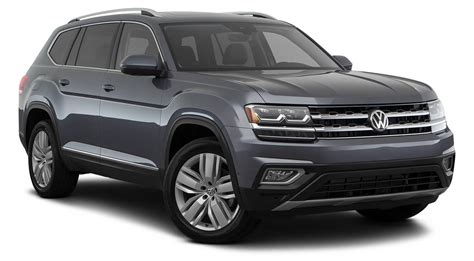 volkswagen atlas 7 seater 2018 best 7 seater suv in canada leasecosts canada