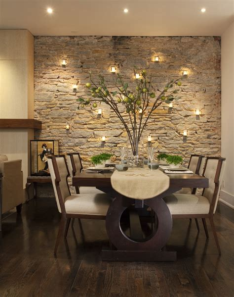Ideas For Dining Room Walls | cool decorative wall sconces candle holders decorating