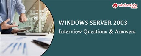 top  windows server  interview questions