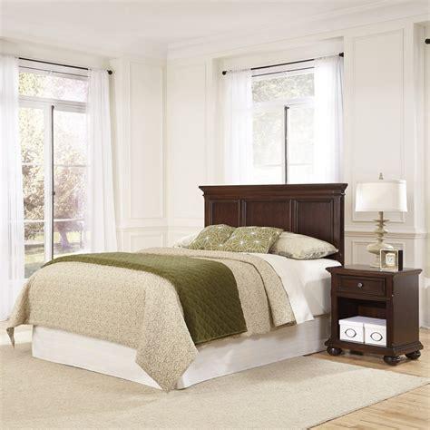 nightstand headboard colonial classic queen full headboard and nightstand