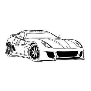 Dessin Lamborghini A Imprimer L L L L L L L L