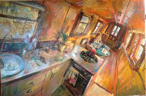 painting inside year of the boat painting 57 narrowboat interior