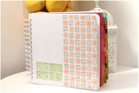 diy project planner a diy planner project damask