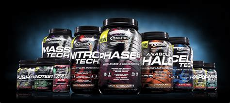 Vitamin Suplement Banner muscletech review a product line for lean and muscular