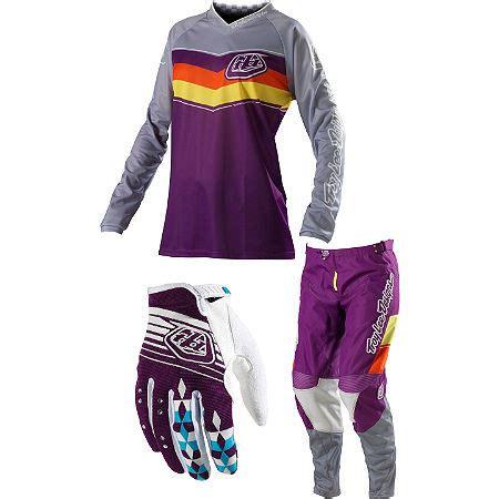womens motocross gear combos 2013 troy lee designs women s gp combo airway