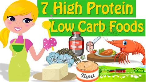 carbohydrates less foods 7 high protein low carb foods sources of protein