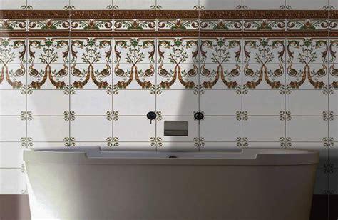 wandfliesen überkleben treppe dekor gefliest