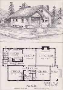 famous 1920s craftsman bungalow house plans