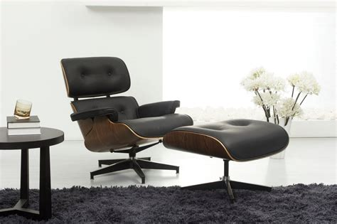 Eames Style Lounge Chair by Eames Style Lounge Chair Ottoman
