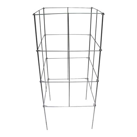 speed cinch tomato cages plant support landscaping