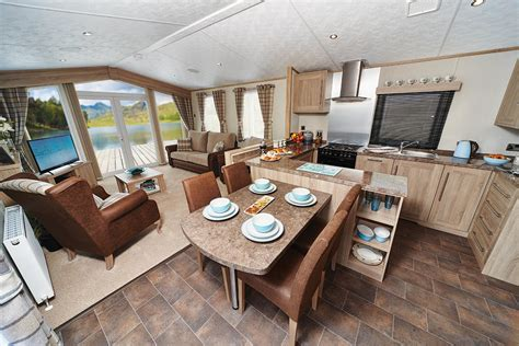 Furniture Sizes For Floor Plans by Helmsley Lodge Range Carnaby Caravans